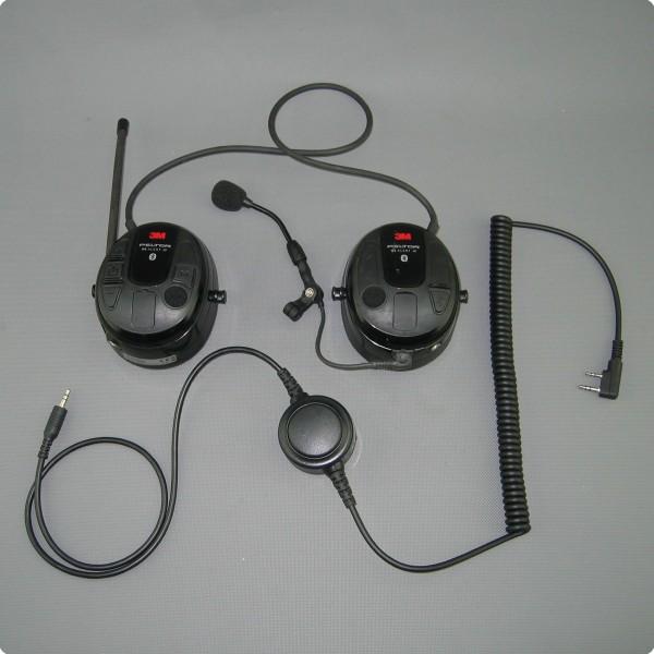 StarCom1 Funkschnittstelle für 3M® /Peltor® Xp-Alert Gehörschutzsysteme