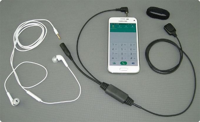 PTT-Adapter für Konferenzschaltungen - Telefonkonferenz