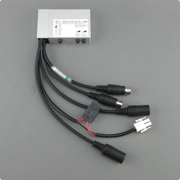 Baehr Basic SL offroad Intercombox