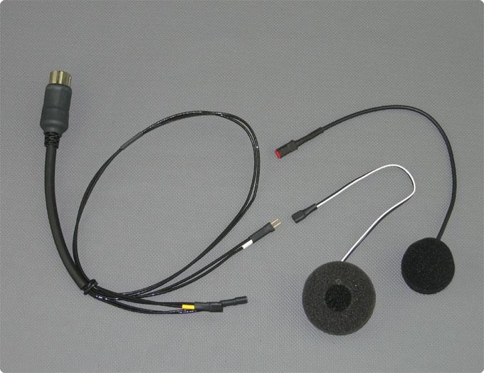 Baehr kompatibles Nahfeldmikrofon