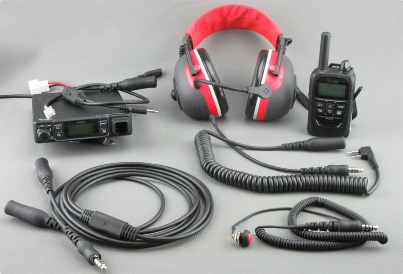 Nordschleifenfunk auf Basis vom Icom LTE-Funktechnik