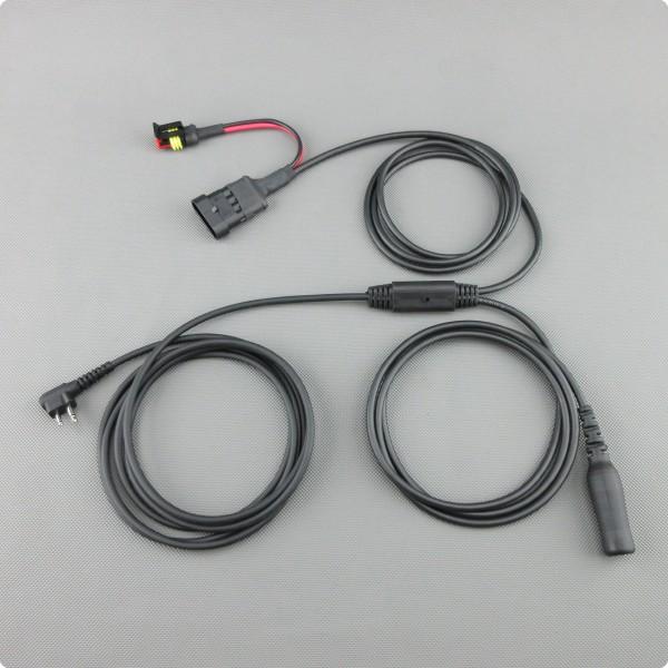 Funk Kabelbaum für Golf GTI TCR radio connector von Volkswagen Motorsport